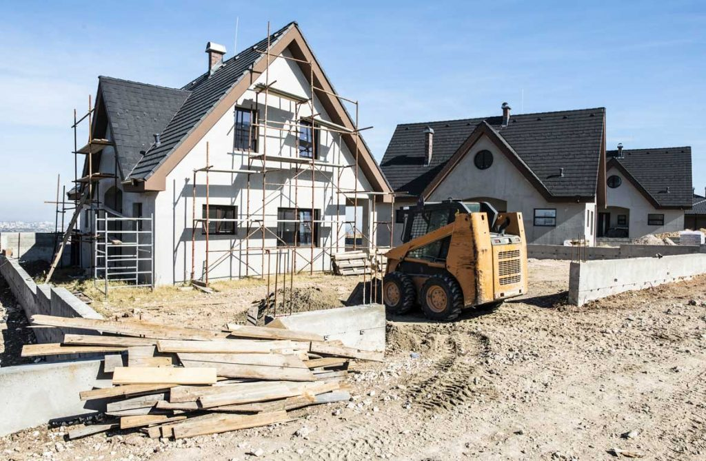 DIY House builder VAT Claims